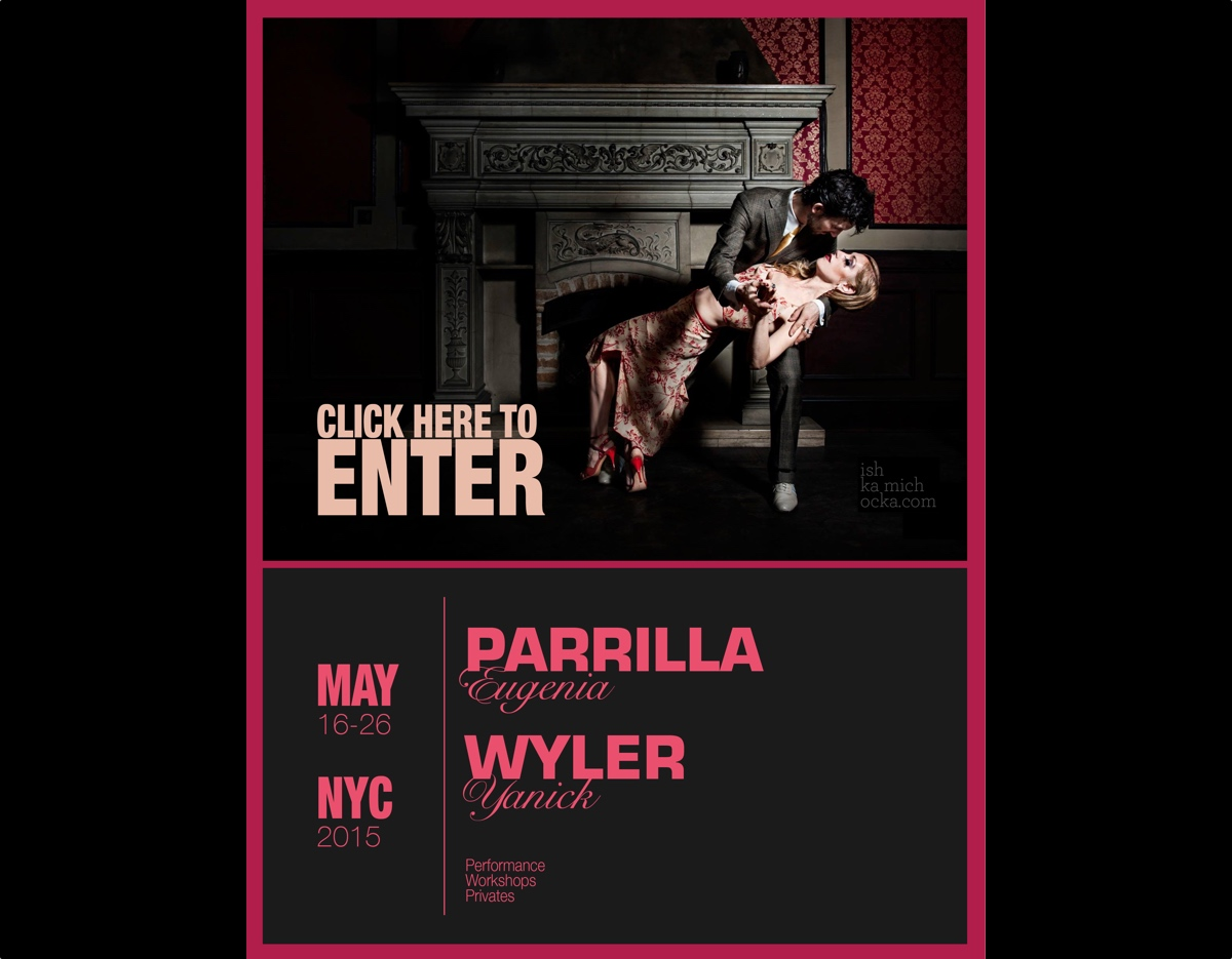 Eugenia Parrilla and Yanick Wyler NYC 2015